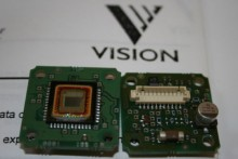 COMPOSITE VIDEO CAMERA MODULE VISION VV5402