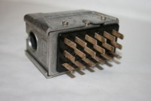 HEAVY DUTY 18 WAY JONES PLUG PLESSEY CONNECTOR