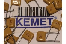 KEMET BEST QUALITY MULTI LAYER CERAMIC CAPACITOR 100nF .1uF X7R 100V (x5) fbb25x