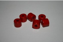 LARGE RED 3E25 FERRITE BEAD