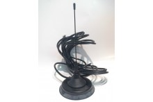 LOVELY QUALITY 70CM 440Mhz MAG MOUNT ANTENNA MAGNETIC BY SIGMA ad1h