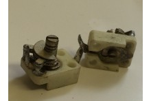 MINIATURE AIR SPACED TRIMMER CAPACITOR 0 - 10pF