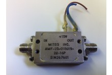 MITEQ AMF-2B-018019-20-16P RF POWER AMPLIFIER