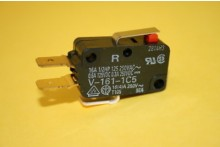 OMRON V-161-1C5 SHORT LEVER 16A MICRO SWITCH