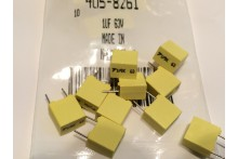 PHILIPS 1UF 63V POLYESTER BOX CAPACITORS