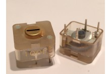 PHILIPS PROFESSIONAL TRIMMER CAPACITOR 7 - 100pF 250Vdc PTFE & GOLD