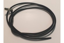 REVERSE SMB PLUG ON LENGTH OF FUJIKURA HQ RG174 COAX CABLE fd3L4