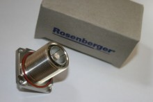 ROSENBERGER 7.16TH 4 HOLE CHASSIS FEMALE PROFESSIONAL 60K411-900B1