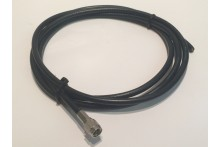 SMA PLUG TO OPEN END ON 1M OF TOP QUALITY FUJIKURA HQ COAX CABLE fd3k4.