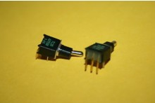 SUB MINIATURE SMALL TOGGLE SWITCH CENTER OFF